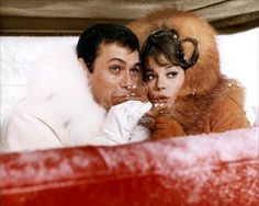 Tony Curtis, Natalie Wood, Inside The Actors Studio, Blake Edwards, The Great Race, Actor Studio, Old Movie Stars, Boy Meets Girl, Movie Releases