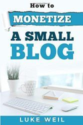 Book Review: Luke Weil's How To Monetize A Small Blog