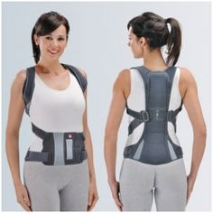 Kyphosis/Osteoporosis Pain and the solutions offered by Island Orthotics