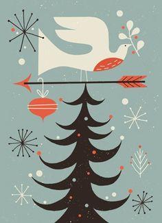 die 110 besten bilder von weihnachtskarten papier und design. Black Bedroom Furniture Sets. Home Design Ideas