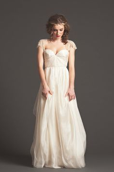 Sarah Seven | FALL 2013 BRIDAL LOOKBOOK