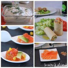 Cómo marinar salmón en casa