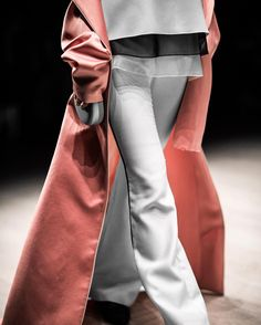 Yesterday's @danielavakian has me dreaming of tailored track pants and pastel smoking robes. #mbfwa #australianfashionweek #mbfwa16 ---------------------------------------------------------- See what I'm getting up to at Australian fashion week on my #snapchat  [beigerenegade] ---------------------------------------------------------- by beigerenegade
