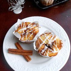Craving cinnamon rolls but don't want to spend hours in the kitchen? This is the recipe for you!