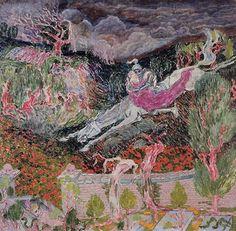 Jan Toorop, Lenore - 1892