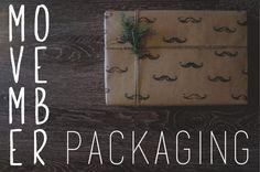 the adventurist: Movember Packaging