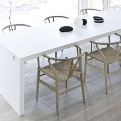 Wegner Wishbone Chair. www.danishdesignstore.com/products/wishbone-chair-wegner-wishbone