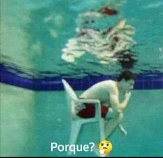 Funny Laugh, Funny Jokes, Hilarious, Club Penguin, Spanish Memes, Mood Pics, Reaction Pictures, Cringe, Dankest Memes