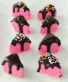 Deconstructed Cake Pops