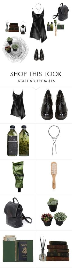 """""""🌿"""" by leansshawty ❤ liked on Polyvore featuring Boohoo, Stuart Weitzman, Vanessa Mooney, Aesop, Philip Kingsley and Royce Leather"""