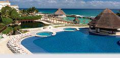 Aventura Spa Palace, Riviera Maya, Mexico - a true getaway. We'll be back!