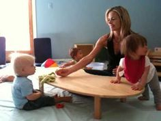 Baby Table Manners (post and video) from Janet Lansbury