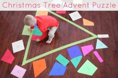 Toddler Approved!: Christmas Tree Advent Puzzle & Awesome DVDs for Kids {Toddler Approved Holiday Gift Guide & Giveaway}