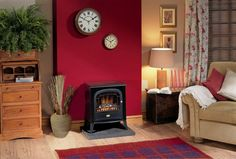 Buy Dimplex Club Electric Freestanding Stove - Black at Argos. Thousands of products for same day delivery or fast store collection. Electric Stove Fire, Electric Fires, Remote, Home Improvement, Modern Design, Living Spaces, New Homes, Home Appliances, Pilot