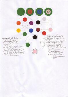 Principes et couleurs | Jacques Perconte | Impressions, 2012