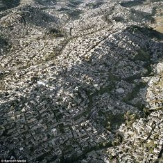 Coming in Waves: Suburbia stretches almost endlessly outside Mexico City and plays home to 20 million people