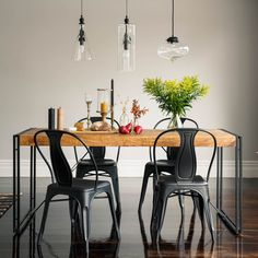 Fulham Dining Table 1800x900mm - Tables - Dining
