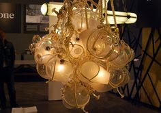Roll and Hill | Knotty Bubbles Chandelier by Lindsey Adams Adelman for Roll and Hill