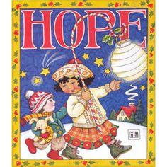 Christmas Magnet: Hope