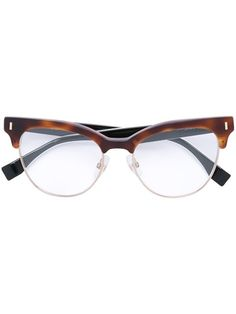 cf409bda4eac Designer Glasses For Women. Brown GlassesEye GlassesFendi ...