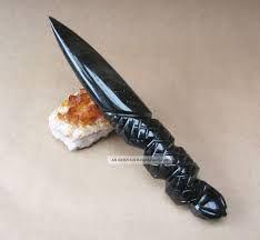 Image result for obsidian knife