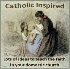 Catholic Inspired ~ Arts, Crafts, and Activities!: DIY Boy Saint Costumes