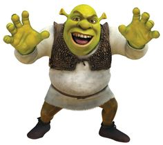 """DreamWorks Animation and Paramount have released a bunch of new Shrek Forever After images as part of an """"early"""" look at the film. With a release date of May I'm a bit surprised they're releasing so many images this … Dreamworks Movies, Dreamworks Animation, Disney Movies, Disney Animation, One Punch, Shrek Character, Punk Disney Princesses, Princess Disney, Fairytale Party"""