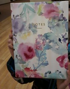 Notebook from Chapters #giftmary