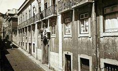 Lisboa de Antigamente: Palácio do Machadinho