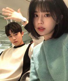 Tᴜ́ ᴇɴ ᴜɴ ɢʀᴜᴘᴏ ᴅᴇ ᴋᴘᴏᴘ ᴍɪxᴛᴏ﹖ Hᴀs ᴠᴇɴɪᴅᴏ ᴀ ʟᴀ ɴᴏᴠᴇʟᴀ ᴄᴏʀʀᴇᴄᴛᴀ ; Mode Ulzzang, Ulzzang Korea, Ulzzang Girl, Korean Boy, Korean Couple, Cute Korean, Couple Goals, Cute Couples Goals, Korean Best Friends