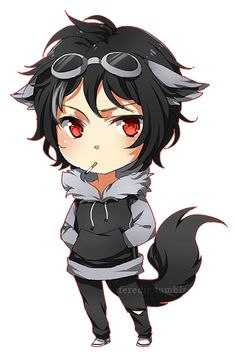 photos with chibi Anime Neko, Kawaii Anime, Loli Kawaii, Cute Anime Chibi, Kawaii Chibi, Cute Anime Boy, Anime Guys, Manga Anime, Anime Art