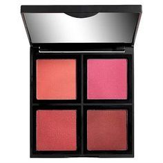 Great blush palette, very pigmented, flattering colors!  e.l.f. Blush Palette - Dark