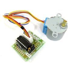 28BYJ-48 28BYJ48 DC 5V 4-Phase 5-Wire Arduino Stepper Motor with ULN2003 Driver Board by YKS. $9.74. DC 5V 4-Phase 5-Wire Stepper Motor With Driver Board ULN2003  for your arduino project