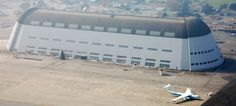 Google's Spending $1 Billion on an Old NASA Hangar, No One Knows Why