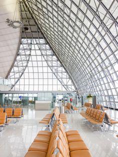 Bangkok Airport, Thailand