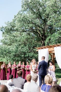 Keila Marie Photography | Winnipeg Wedding Photographer | Outdoor Ceremony at St Boniface Golf Club