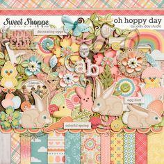 Hoppy Day by Jady Day Studio...love it!