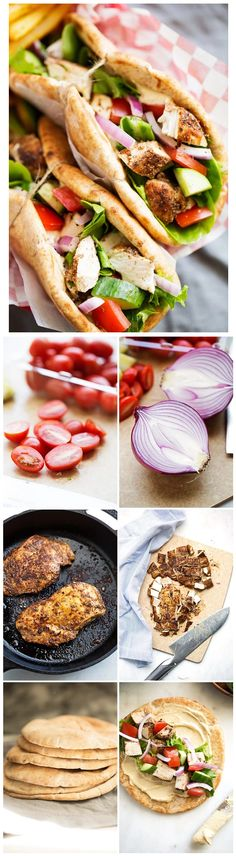 1000+ ideas about Shawarma on Pinterest | Arabic Food, Chicken and ...