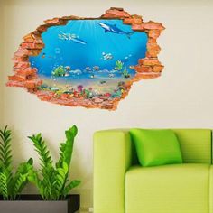 GET $50 NOW | Join RoseGal: Get YOUR $50 NOW!http://www.rosegal.com/decorative-crafts/stylish-sea-world-design-3d-816297.html?seid=3400267rg816297