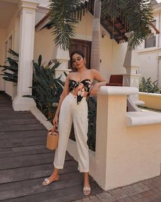 Summer Fashion Tips .Summer Fashion Tips Outfit Chic, Chic Outfits, Fashion Outfits, Womens Fashion, Modest Fashion, Outfit Beach, Summer Ootd Beach, Ootd Summer Casual, Layered Summer Outfits