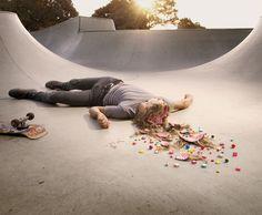 Skull Candy - Photo manipulation | Abduzeedo