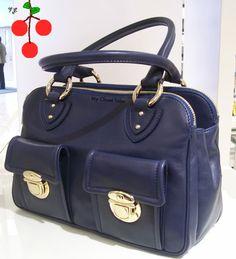 Marc Jacobs Blake bag in navy