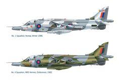 Hawker Siddley Harrier GR.3.