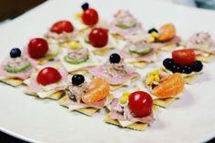 Party Plates, Platter, Fruit Salad, Brunch, Menu, Babies, Cooking, Food, Menu Board Design