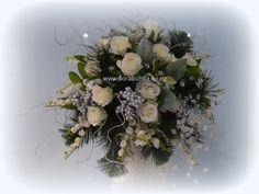 Stylish Artificial Flowers New Zealand, Wedding Flowers, Floral Arrangements Whangarei, Northland Home Decor Floral Arrangements, Artificial Flowers, Silk Flowers, Shades Of Blue, Winter Wonderland, Wedding Flowers, Floral Wreath, Bouquet, Wreaths
