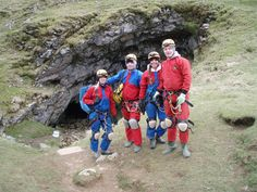 The 'before' shot caving in Giants