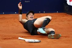 Injured in Tennis She Put Her Psychology Degree to Use