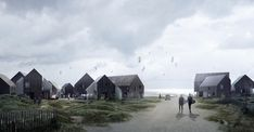 Mir is a creative studiothat specialisesinportraying unbuilt architecture.