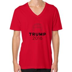 Trump 2016 Men's V-Neck
