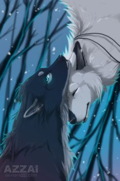 Ohmygosh ohmygosh this is Aurora and Starfighter, even the white marking of 'heir' on Aurora's forehead!!!!